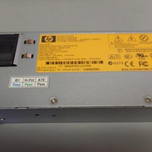 LOT OF 2 HP PROLIANT DL380 / ML370 G6 750W POWER SUPPLY 506822-201 511778-001