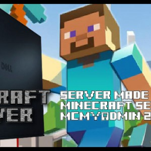Minecraft Server Ad T110