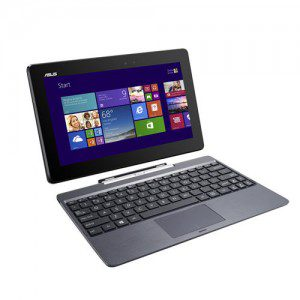 ASUS-Transformer-Book-T100TA-101-Atom-133ghz-64GB-Gray-Windows-81-Office-371296599592