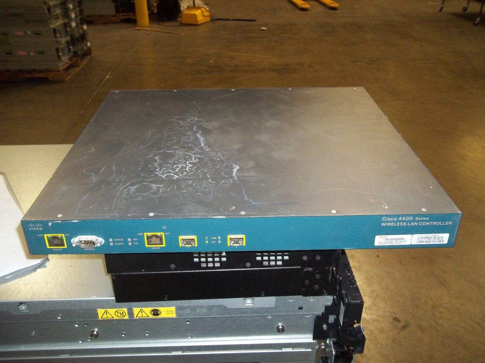 AIR-WLC4402 Cisco Wireless LAN Controller 4400 2-Port Gigabit Router