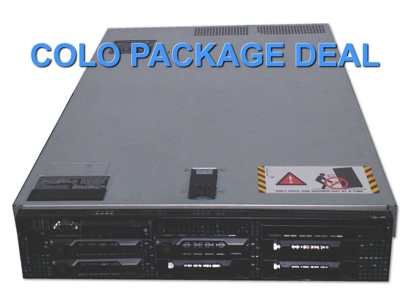 dell poweredge r710 colocation package free - Free Colo