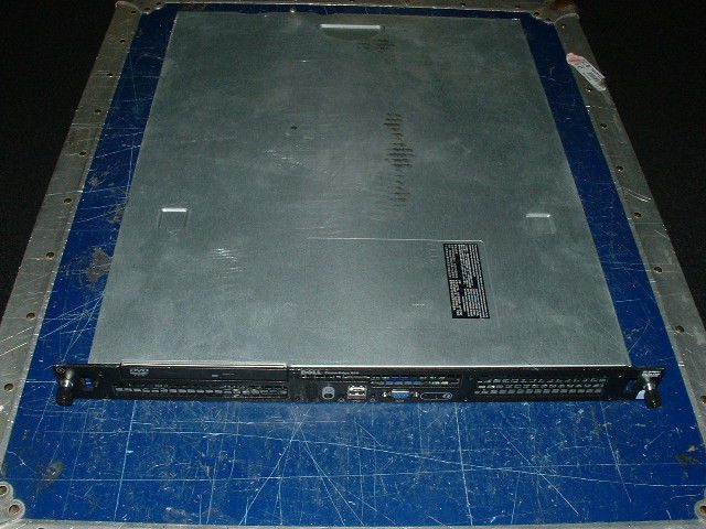 Dell Poweredge 860 Xeon 2 13ghz Quad Core / 4gb Ram / 160gb HDD / DVD