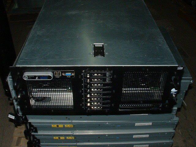 Dell Poweredge R900 4x Xeon E7420 2 13ghz 16 Cores 32gb 2x 72gb Perc6i DRAC