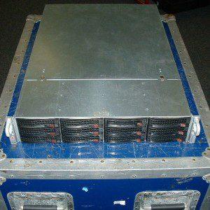 Supermicro-2U-Server-X7DBE-2x-Xeon-X5460-Quad-Core-316ghz-64gb-2x-1tb-371288062952