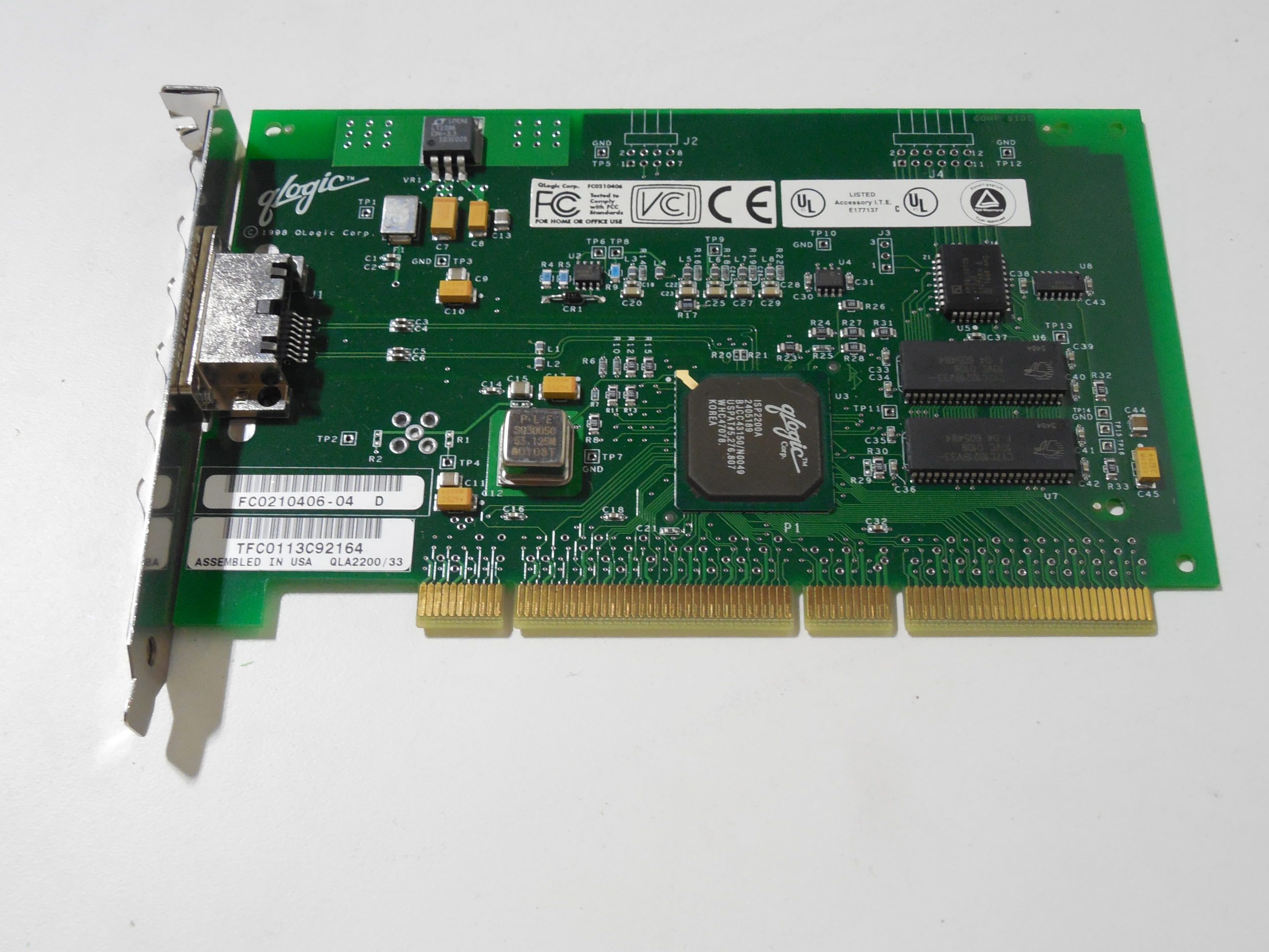 Qlogic qla2200 drivers download.