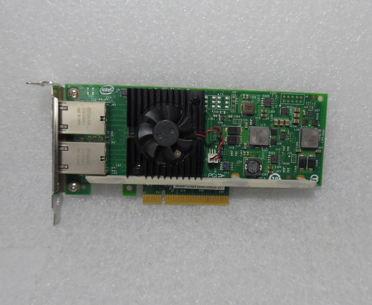 Dell Intel X540-T2 // K7H46 Dual-port Network Adapter