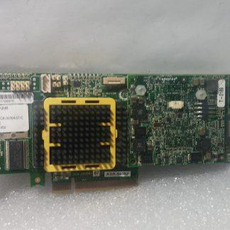 ADAPTEC ASR-5405 4-PORT JBOD Raid Card / No Bracket, No BBU