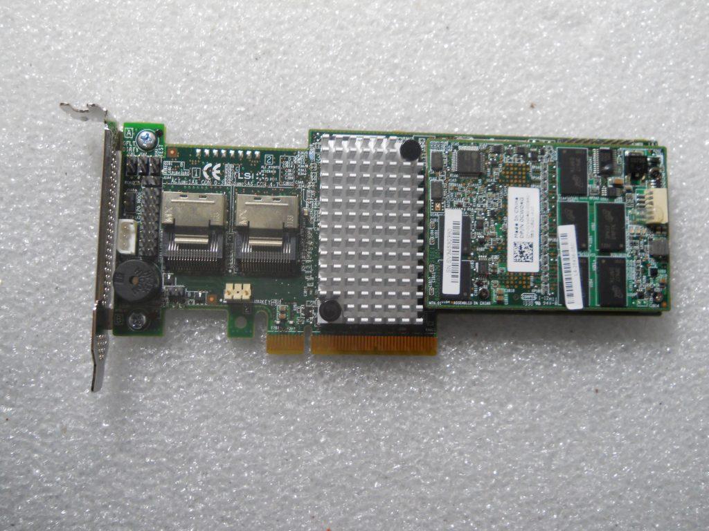 LSI MegaRaid 9270CV-8i 1G Cache SAS//SATA RAID PCIe 3.0 6G RAID Controller
