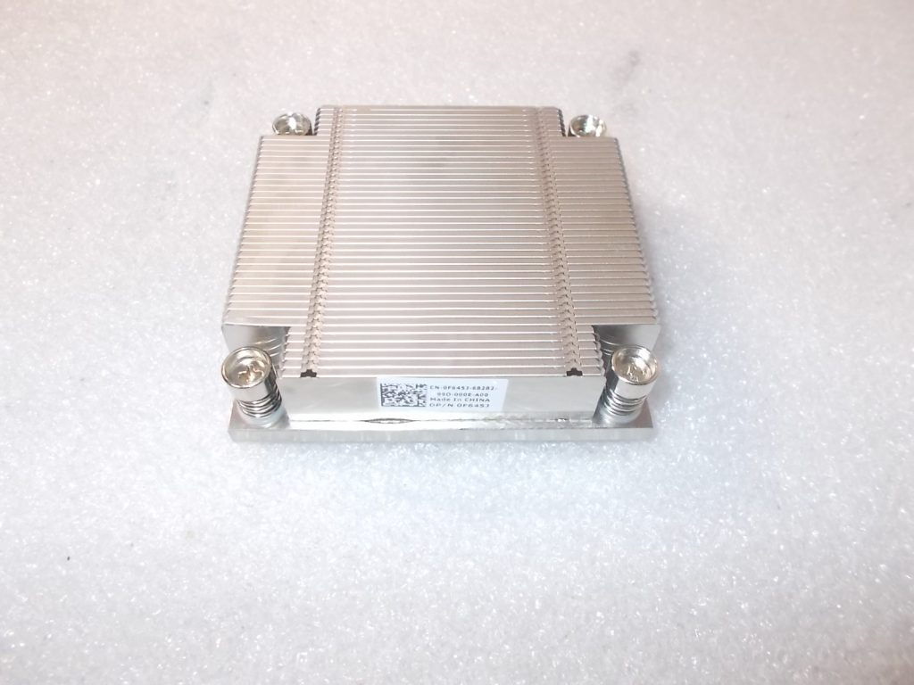 Lot of 10 Dell F645J PowerEdge R410 Heatsink
