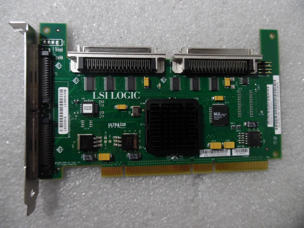 LSI ADAPTER ULTRA320 SCSI DRIVERS FOR WINDOWS XP