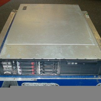 HP Proliant DL380 G6 8-Core Server 16gb RAM 2x 146GB P410 256mb 2PS 4-PORT  NIC