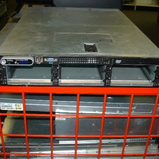 Dell PowerEdge T410 Tower 2x X5660 2 8ghz 12-Cores 64gb H700 6x Trays 525W  PSU