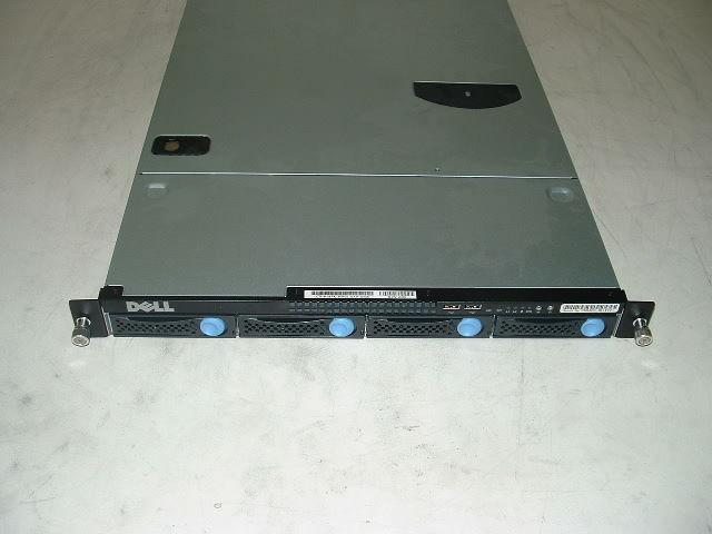 Dell Poweredge CS24-NV5 1U Server 2x Opteron 2347 1 9ghz QC / 16gb / 4x  Trays