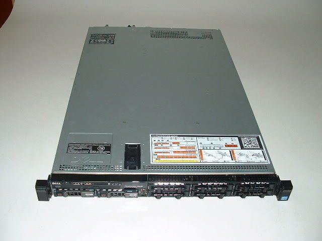 NEW Dell Poweredge R620 2x Xeon E5-2620 2 00GHz 2x 8GB 2x 146GB 15K H310