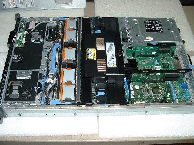 Dell Poweredge R710 2x Xeon E5520 2 26ghz QC 24gb 2x 256gb SSD Perc6i 2PSU