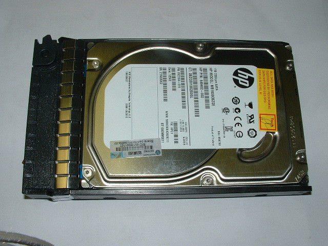 HP MB1000CBEPR 1TB 7200RPM Renewed SATA With Tray Internal Hard Drive