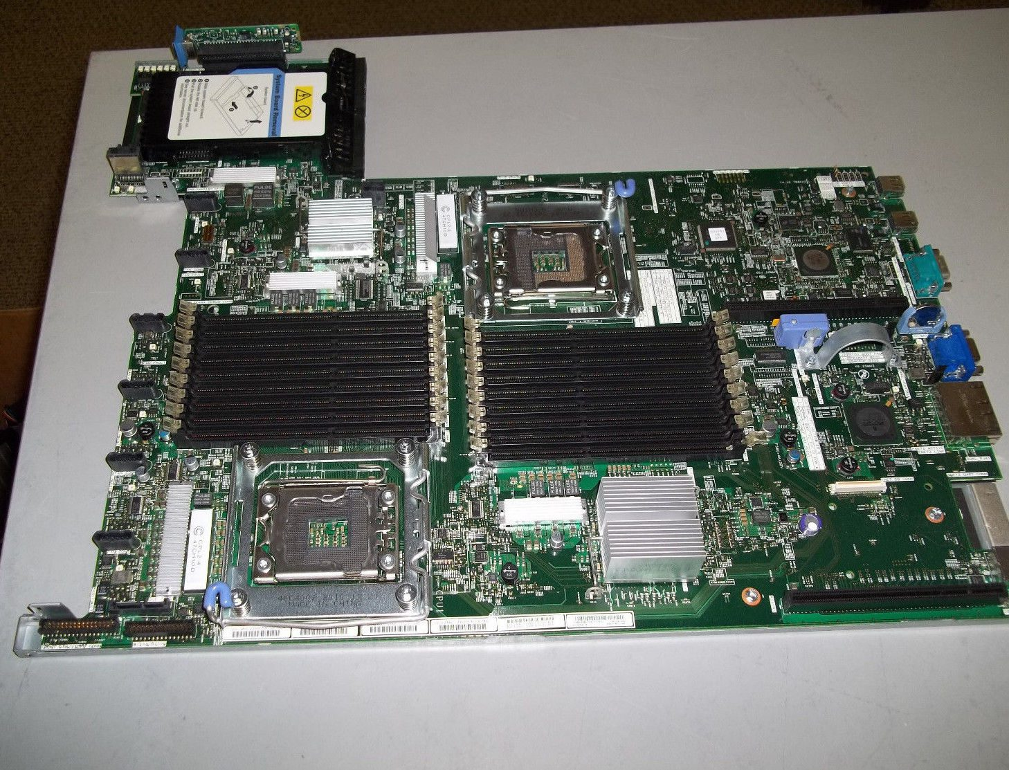 Ibm X3550 M3 X3650 M3 Server Motherboard 69y5082 Garland